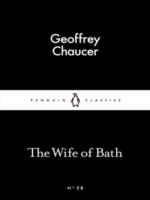 the impact of feminism in geoffrey chaucers the wife of bath