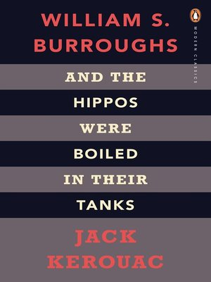 cover image of And the Hippos Were Boiled in Their Tanks