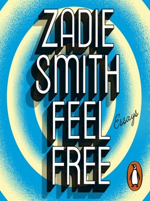 cover image of Feel Free