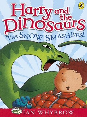 cover image of the Snow-Smashers!