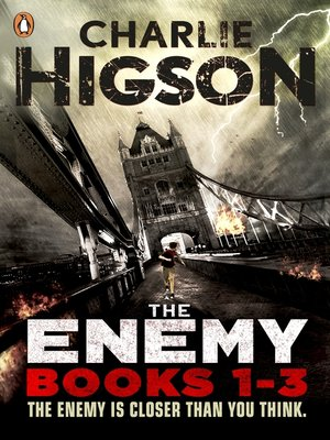 charlie higson the enemy book 4