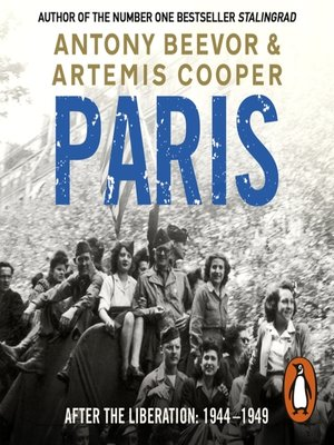 cover image of Paris After the Liberation