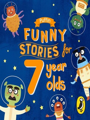 cover image of Puffin Funny Stories for 7 Year Olds