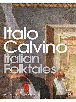 cover image of Italian Folktales