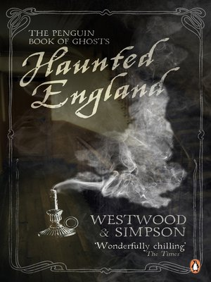 cover image of Haunted England