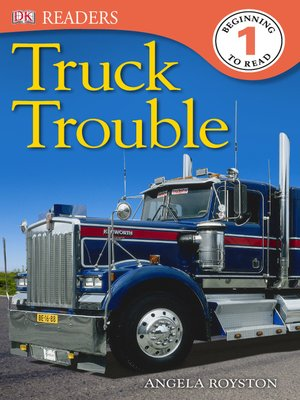 cover image of Truck Trouble