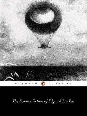cover image of The Science Fiction of Edgar Allan Poe