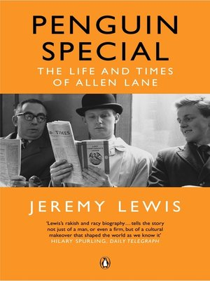 cover image of Penguin Special