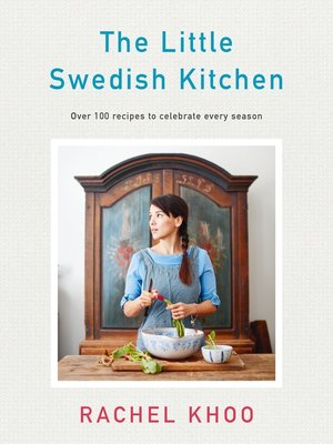 cover image of The Little Swedish Kitchen