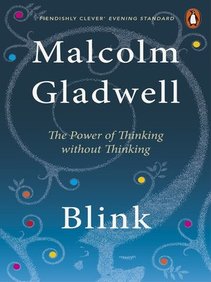 Malcolm Gladwell Blink Epub Download Website