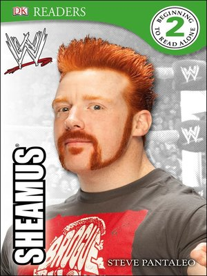 cover image of WWE Sheamus
