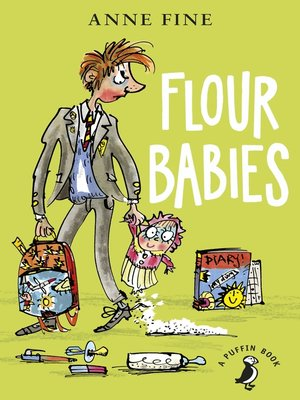 cover image of Flour Babies
