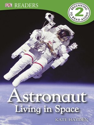 cover image of Astronaut Living in Space