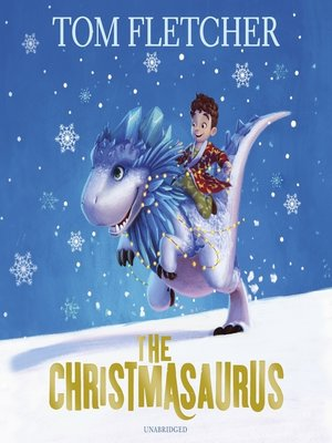 cover image of The Christmasaurus