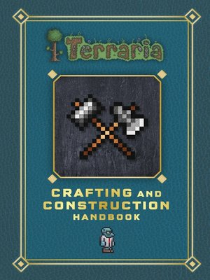 cover image of Crafting and Construction Handbook