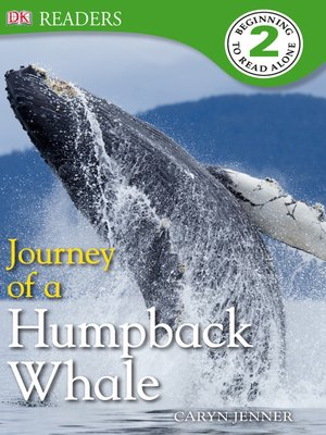 cover image of Journey of a Humpback Whale