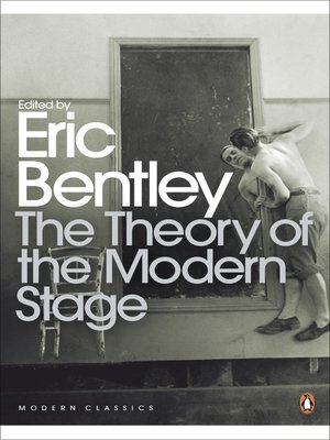 cover image of The Theory of the Modern Stage