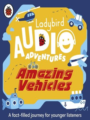 cover image of Ladybird Listens: Vehicles