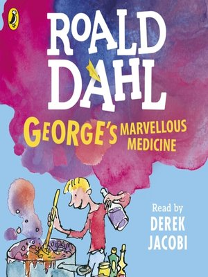 cover image of George's Marvellous Medicine