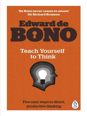 cover image of Teach Yourself to Think