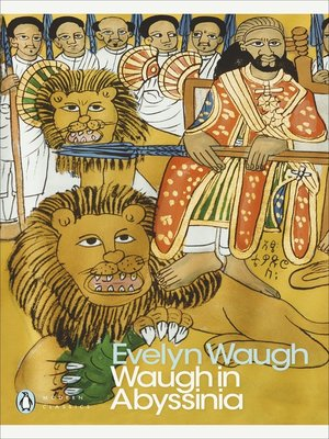 cover image of Waugh in Abyssinia