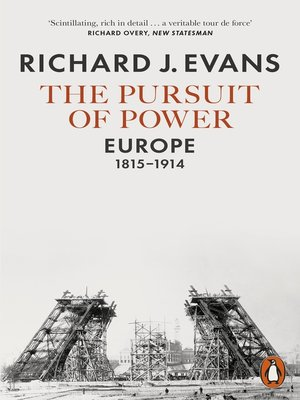 cover image of The Pursuit of Power
