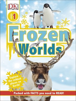 cover image of Frozen Worlds