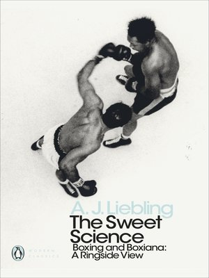 cover image of The Sweet Science