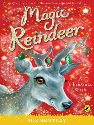 cover image of Magic Reindeer