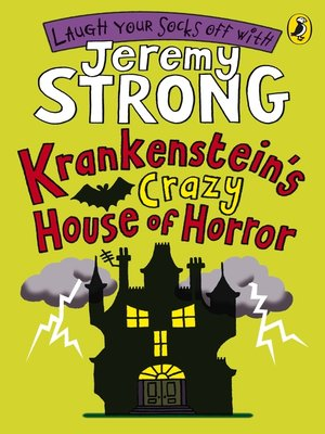 cover image of Krankenstein's Crazy House of Horror
