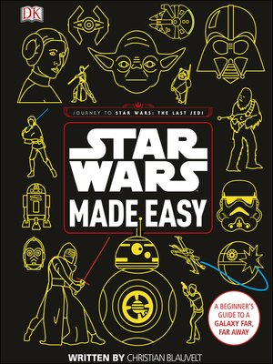 cover image of Star Wars Made Easy