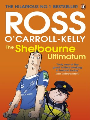 cover image of The Shelbourne Ultimatum