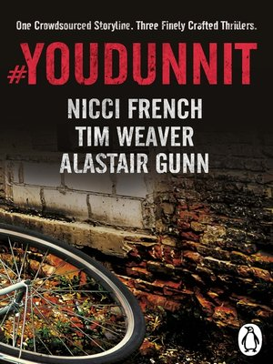 cover image of #Youdunnit