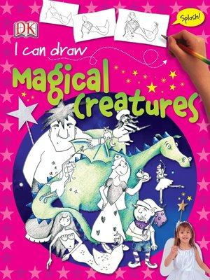 cover image of I Can Draw Magical Creatures