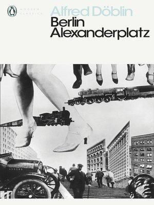cover image of Berlin Alexanderplatz