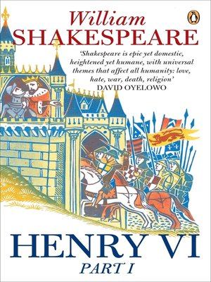 cover image of Henry VI Part One