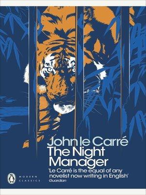 cover image of The Night Manager