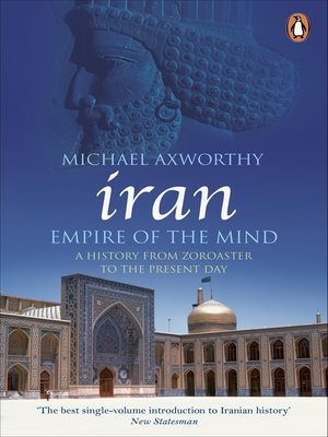 cover image of Iran:  Empire of the Mind
