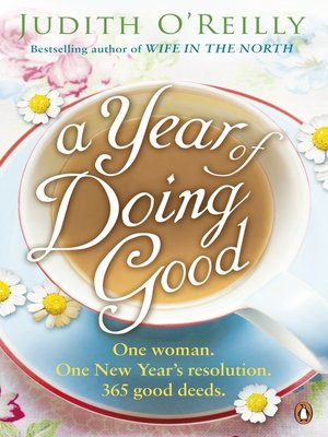 cover image of A Year of Doing Good