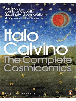 cover image of The Complete Cosmicomics