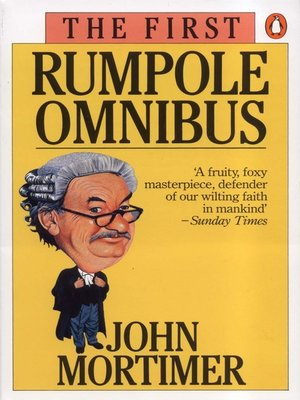 cover image of The First Rumpole Omnibus