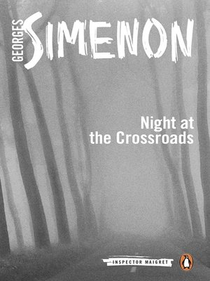 cover image of Night at the Crossroads