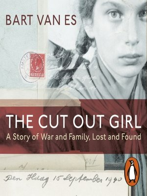 cover image of The Cut Out Girl