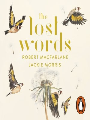 cover image of The Lost Words