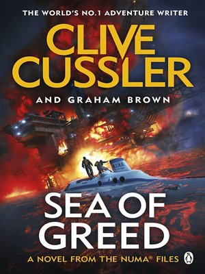 cover image of Sea of Greed