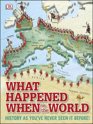 cover image of What Happened When in the World