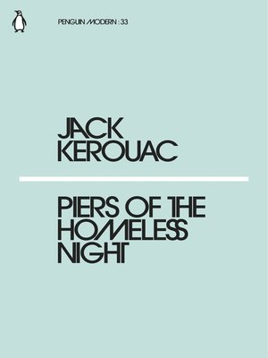 cover image of Piers of the Homeless Night