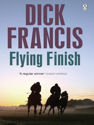 cover image of Flying Finish