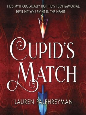 cover image of Cupid's Match