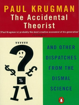 cover image of The Accidental Theorist